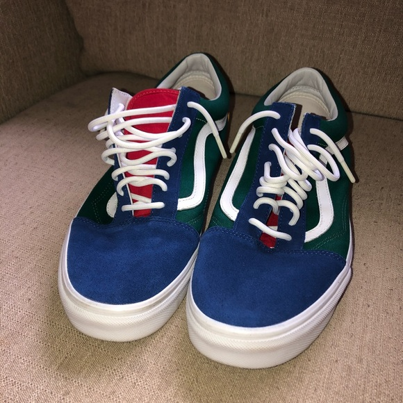 Vans Shoes   Yacht Club Old Skool Size